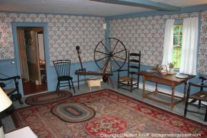 Job Lane House - Living Room